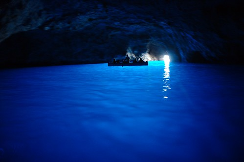 Postcard 5: Blue Grotto | by Biker Jun