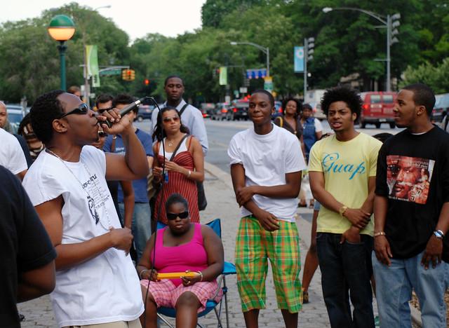 Eastern Parkway Hip Hop