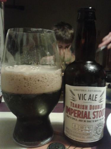 Vic Brewery Tsarish Double Imperial Stout | by pep_tf