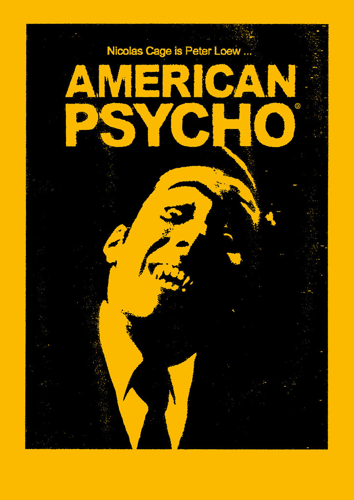 AMERICAN PSYCHO | The original AMERICAN PSYCHO movie is a fi