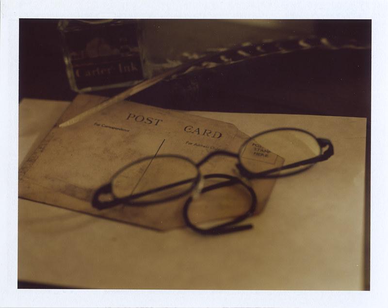 Postcardandquill Crowngraphic Fujifp100c45 022912 Graflex Flickr