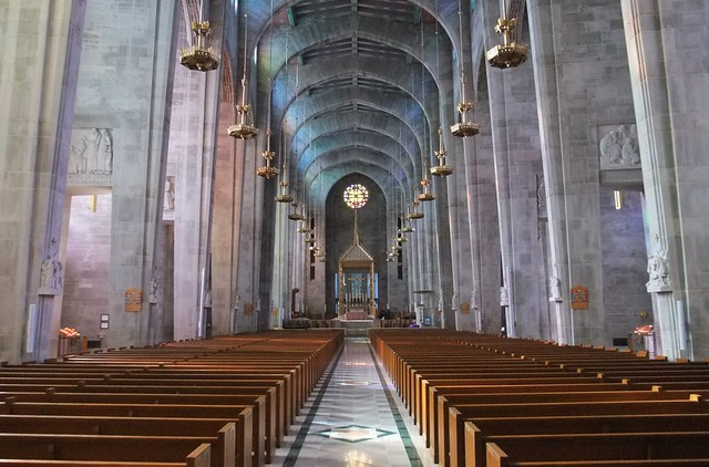 Cathedral of Mary our Queen, New Cathedral, Baltimore, MD