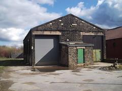 Ex Railway Goods Depot