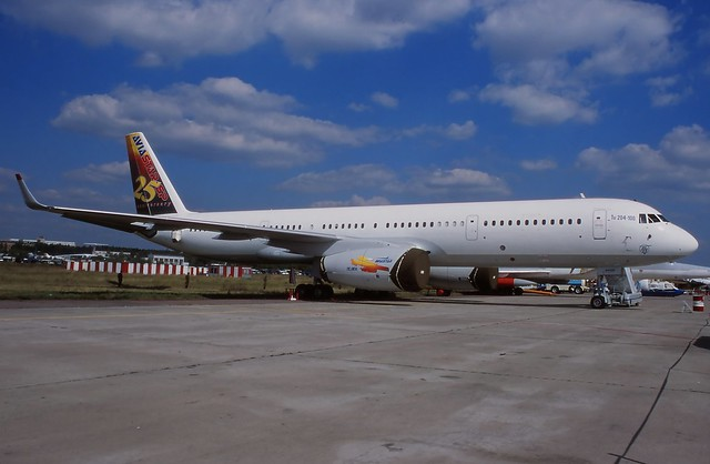 Avia Star, Tu-204
