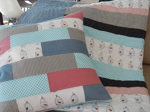 An uncomplicated quilt for an uncomplicated boy