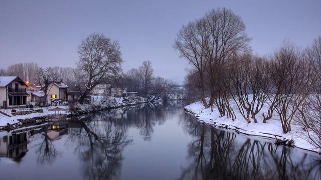 Winter Vrezina