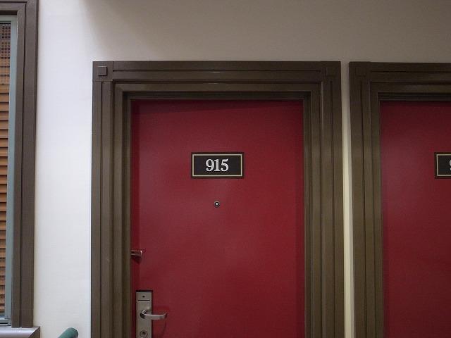 <p>c)1bedroomの部屋です</p>