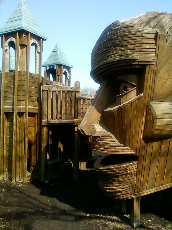 Totally awesome playground