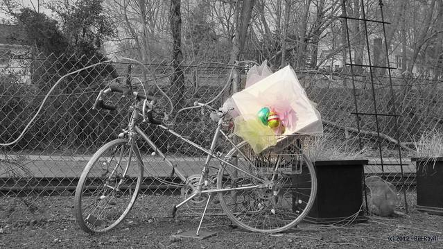 Rocky Hill Easter bike