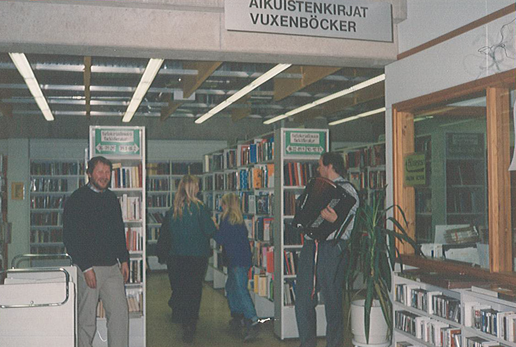 Keski-Kirjasto