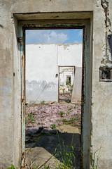 The door to the next door, to the next door, to the next...