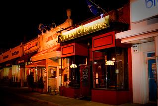 Nanny O'Briens, DC