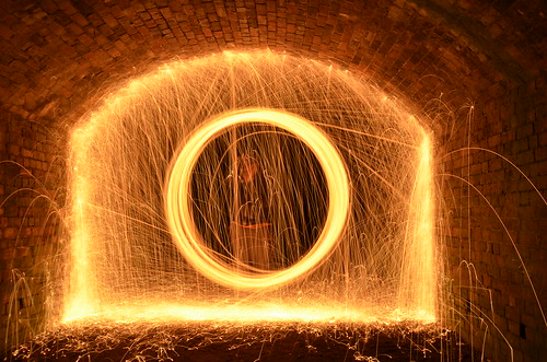 steel wool! | by Ben Mortimer Photography