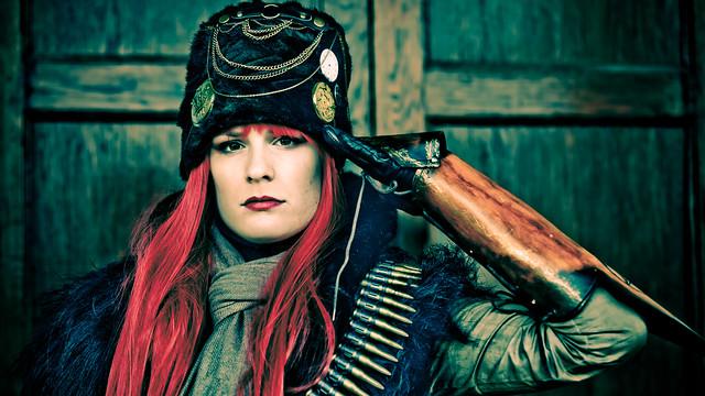 2011-12-10 Archeon MidwinterFair, Malou