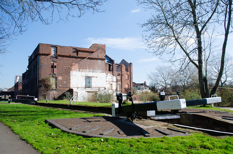 Glass warehouse, Wordsley