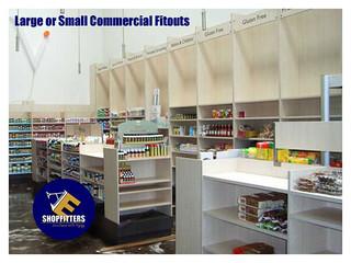 vitality-store   by AE Shopfitters