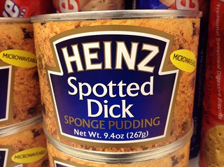 Heinz Spotted Dick | by JeepersMedia