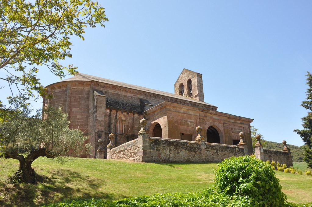 LEARZA - Navarra. | Iglesia de San Andrés de Learza, aldea d… | Flickr