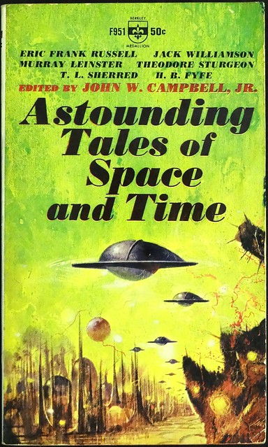 Berkley F-951 (July, 1964).  Reprint edition. Cover by Paul Lehr