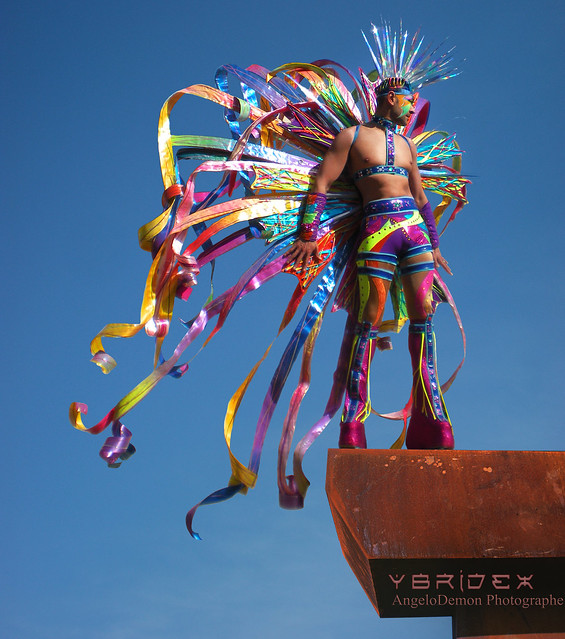 Ybridex_Carnaval_Sitges_2012_Creation