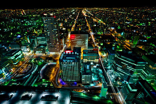 road street leica city winter japan skyscraper landscape lights sapporo hokkaido jr 北海道 日本 nightview 札幌 japanrailway jrhokkaido jr北海道 sapporoshi sapporojrtower m9p leicatrielmarm14161821mmasph shixuanhuangphotography shixuanhuang sxhuang
