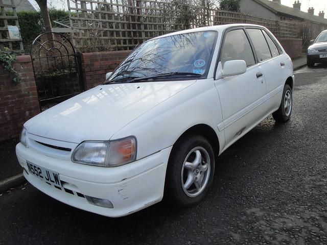 1996 Toyota Starlet