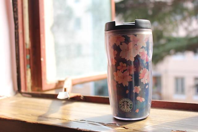 Starbucks Japan, Sakura, 2005