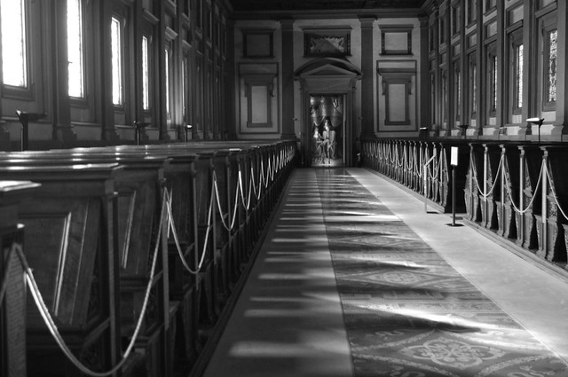 Florence San Lorenzo Library