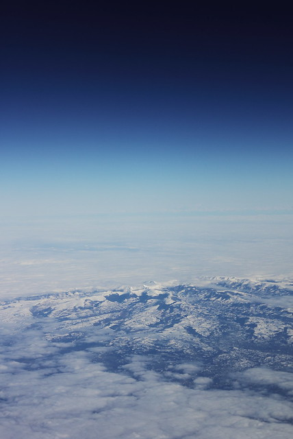 Pyrenees into Space