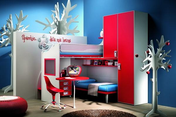 Camerette Ragazzi Moretti Compact.Arredamento Casa Maddaloni Camerette Per Bambini Moretti C