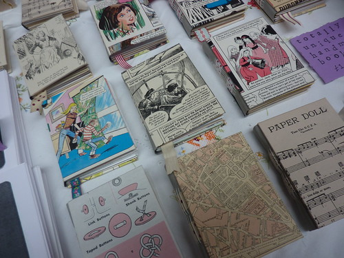 Book making for the South West Jumble   by cathredfern