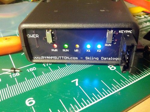 Datalogger Front Panel v1 | by suttonr