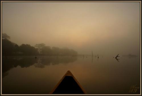 park reflection nature water fog sunrise texas canoe bayou pasadena canoeing paddling bayareapark armandbayou wanam3