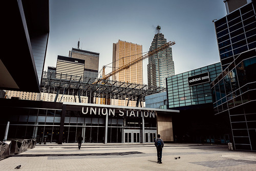 The Union Station. [Explored! April 3, 2012] | by kaybee07