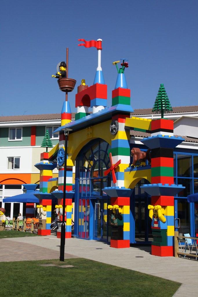 Legoland Resort Hotel Windsor   LEGOLAND Windsor a theme ...