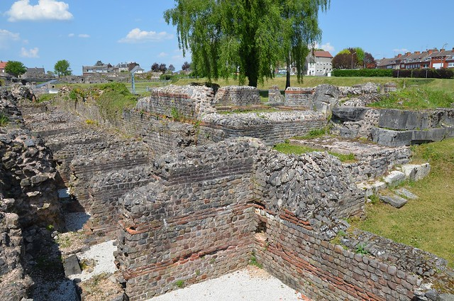 Forum Antique of Bavay, France