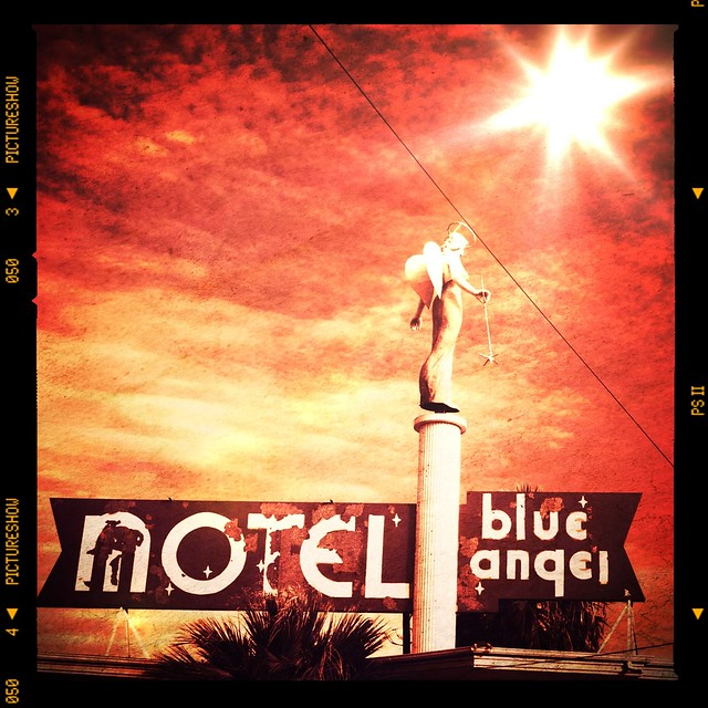 Blue Angel Motel - Las Vegas