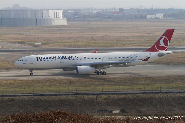 F-WWKG // TC-JNO Turkish Airlines Airbus A330-343X - cn 1298