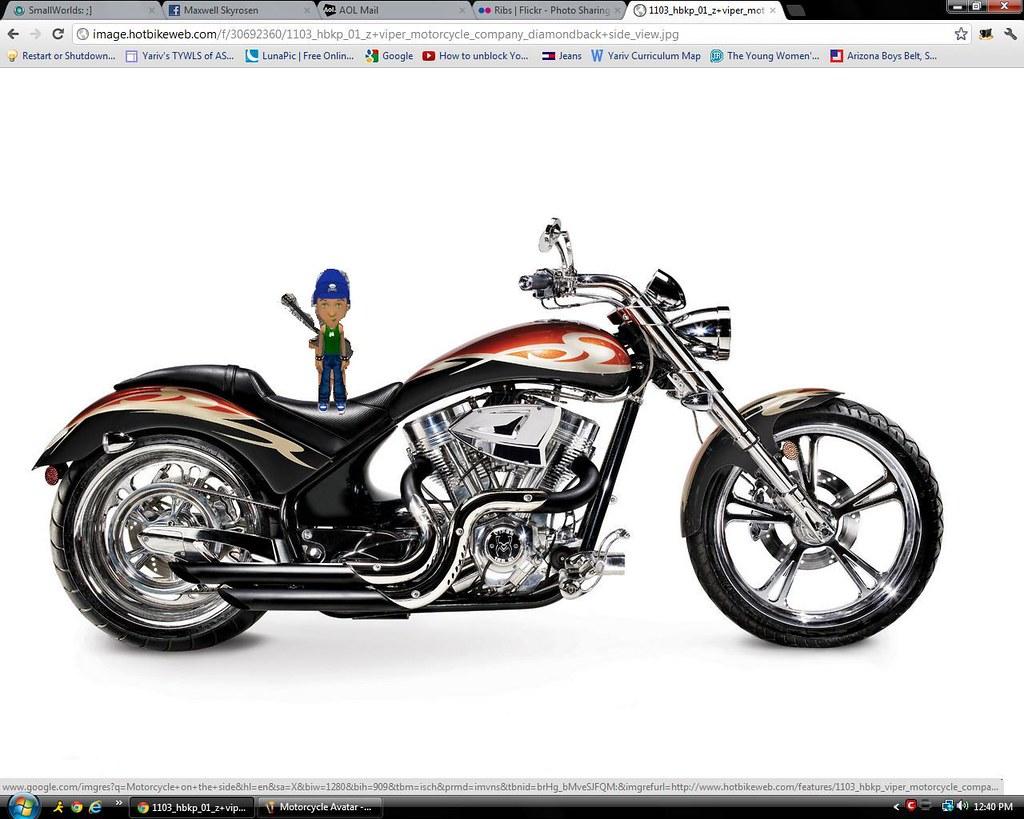 Motorcyle | joejoegirl19 | Flickr