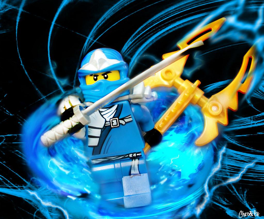 Ninjago Jay Jay Zx The Ninja Of Lightning Chris Suarez