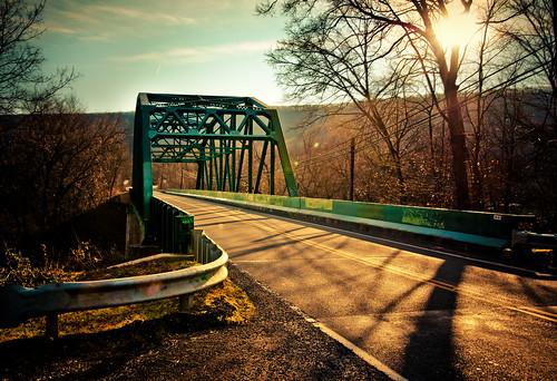 Country Bridge | by Sky Noir