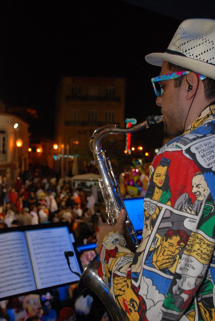 Corso Noturno E Concurso De Grupos Torres Vedras Cm Flickr