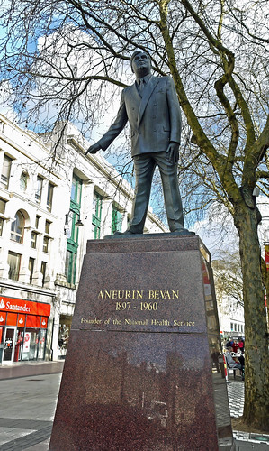Aneurin Bevan | by Dun.can