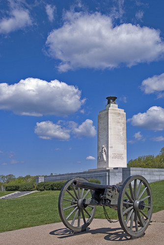 roncogswell gettysburgnationalmilitaryparkpa gettysbrugpa eternallightpeacememorialgettysburgnationalmilitaryparkpa battleofgettysburg75thanniversary
