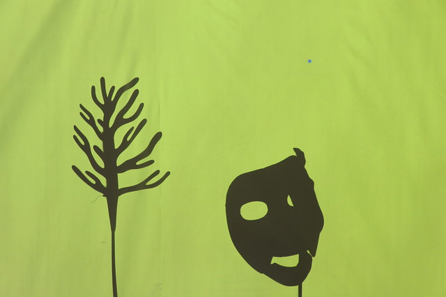 Ubu's Dreams - Shadow Puppet Test