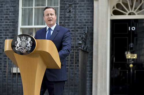 EU referendum result: Prime Minister's statement | by UK Prime Minister