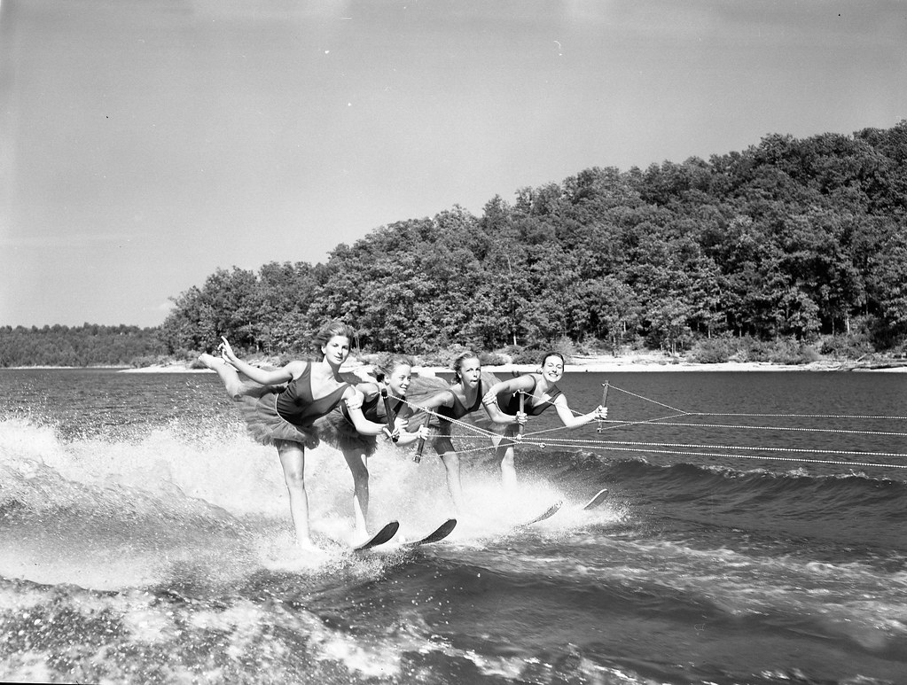 Water Skiiers (MSA)