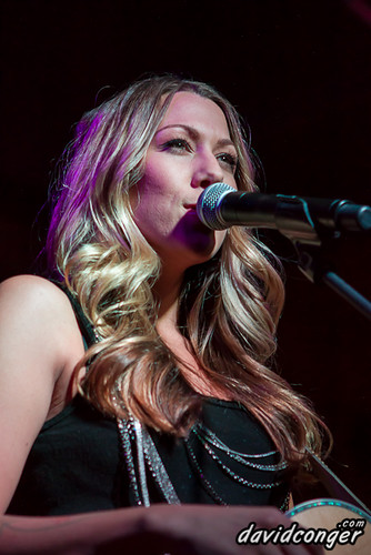 Colbie Caillat at the Hard Rock Cafe Seattle