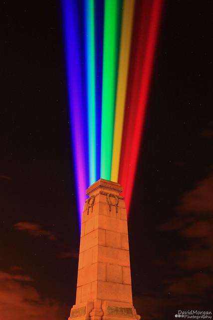 Whitley Bay Laser Lights