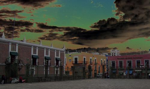 100_6339 -- Puebla -- Solarisation